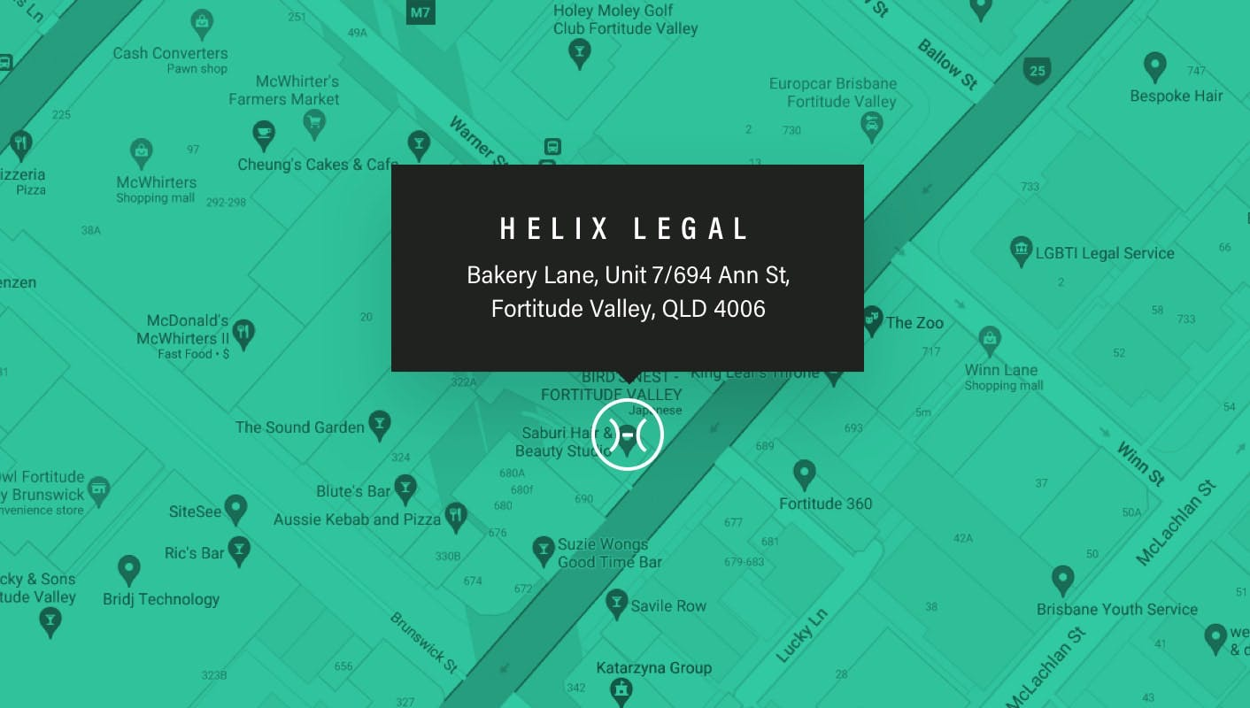 Helix Location Map